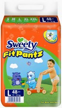 Трусики SWEETY Fit Pantz L48 (11-15)