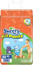 Трусики SWEETY Fit Pantz M40 (7-12)