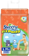 Трусики SWEETY Fit Pantz L34 (11-15)