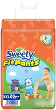 Трусики SWEETY Fit Pantz XXL28 (17-25)